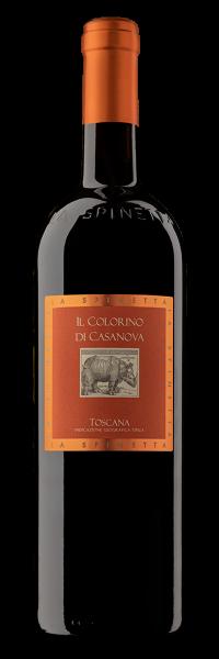 Il Colorino di Casanova Toscana IGT