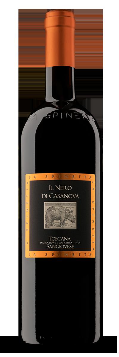 Il Nero di Casanova Toscana IGT Sangiovese