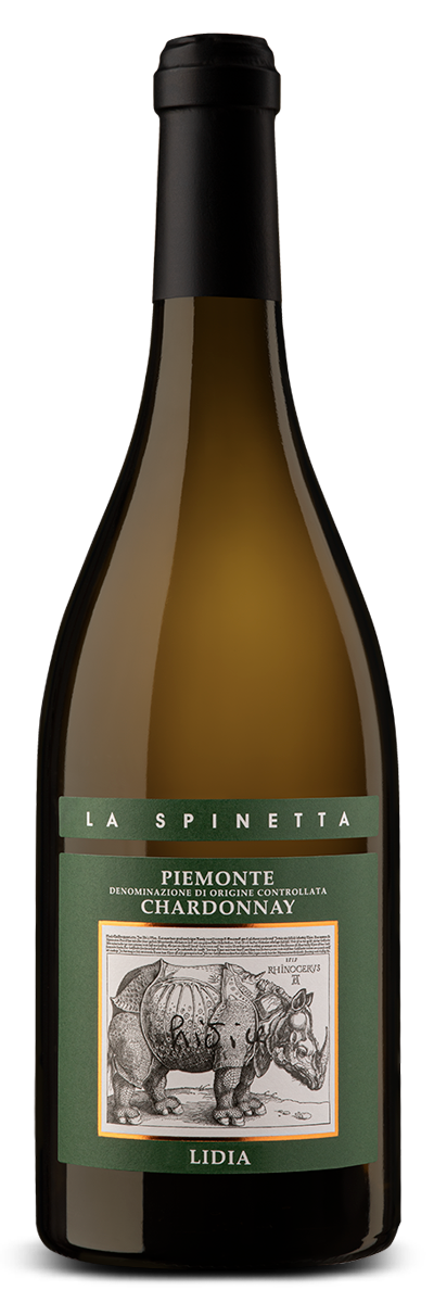 Piemonte DOC Chardonnay Lidia